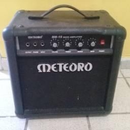 Aplificadores de baixo e guitarra