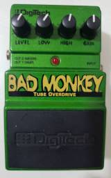 Pedal Digitech Bad Monkey Tube OverDrive (aceito trocas)