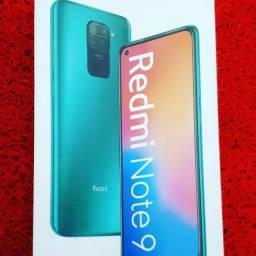 Aparelho Xiaomi redmi note 9