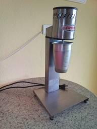 Batedor Milk Shake Industrial BM 72 NR Inox Bermar 220v