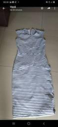 Vestido de marca esticaTAM 40/42