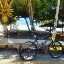 Bike aro 26 troco uma guitarra e amplificador