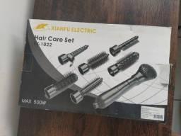 Escova modeladora kit com 07 peças 220V