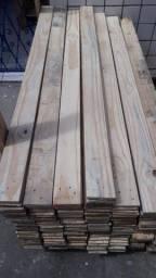Ripas / tábuas de pallet de madeira