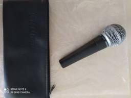 microfone shura sm-58 baratissimo