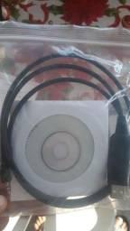 Vaio cabo para faixas ep450 com software cd só $135