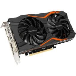 GTX 1050 2gb dual fan troco por rx 560