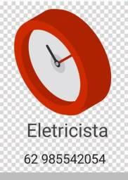 Eletricista 24 horas.