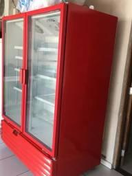 Geladeira Expositora Metalfrio Vb99r (freezer, refrigerador)