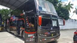 Ônibus Scania Busscar 380 6x2 - 2008