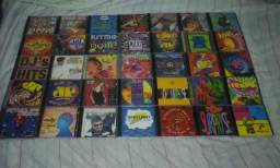Varios cds jovem pan entre outros dance music 90's