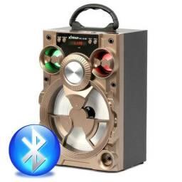 Caixa de Som com Bluetooth e pen driver ( entrego) aparti de 69,90