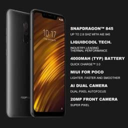 Global Versão Xiaomi POCOPHONE F1 6 gb 128 gb POCO F1 Snapdragon 845