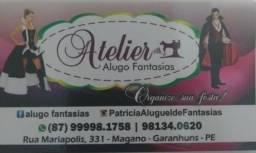 Aluga_se fantasias , em Garanhuns
