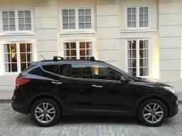 Hyundai Santa Fé 2014/2015 3.3, 4X4, V6 270CV Gasolina 4P automático - 2015