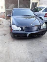 Mercedes c180 kompressor - 2003