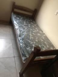 Camas e sofá