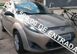Ford Fiesta Sedan 1.0 2010/2011 Completo - 2011