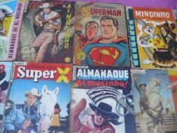 Compro Gibis e Revistas em quadrinhos antigos-Pago na hora