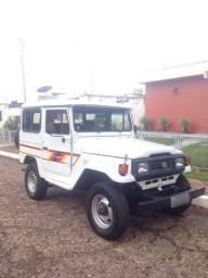 Jeep Toyota Bandeirantes - 1997