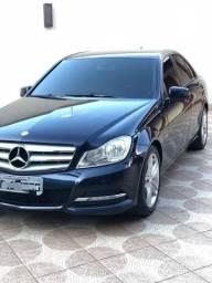 Mercedes c180 12/12 cgi - 2012