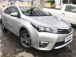 Toyota Corolla GLI Automatico com Couro - 2017