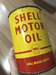 Lata de óleo - antiga !
