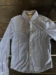 bcf76edf6e Camisa Abercrombie   Fitch original