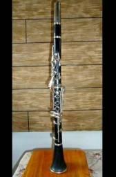 Clarinete Clarineta Weril 17 chaves