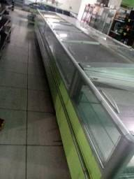 Expositor para congelados
