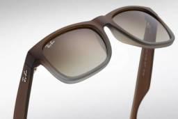37e2805a9f7 Óculos Ray Ban Justin Clássico semi-novo