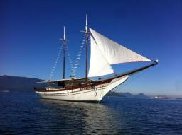 Embarcação Escuna de Luxo a Venda - 2014