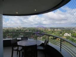 Apartamento com 4 dormitórios à venda, 248 m² por R$ 1.350.000,00 - Caiçaras - Londrina/PR