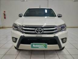 TOYOTA HILUX 2016/2016 2.8 SRX 4X4 CD 16V DIESEL 4P AUTOMATICO - 2016