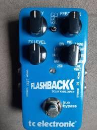 Pedal Delay Flashback Tc Eletretronics