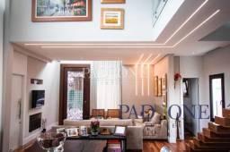 Casa de condomínio à venda com 4 dormitórios em São braz, Curitiba cod:CA0094