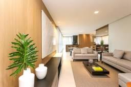 Apartamento à venda com 3 dormitórios em Cabral, Curitiba cod:AP0209