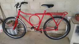 vendo uma bicicleta monark ano 82