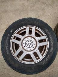 Vendo rodas 15 vw