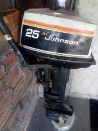 Motor de barco 25 HP Johnson