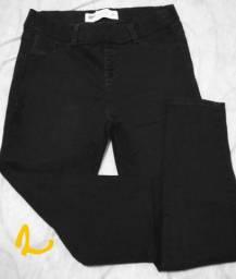 Calças jeans/sarja