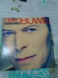LP Vinil David Bowie - Black Tie White Noise