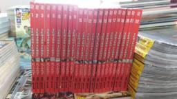 Coleção de mangá Tenjho Tenge completo JBC