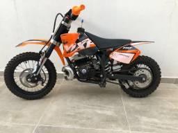 MXF 50 - 2 tempos - minimoto