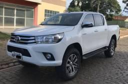 Toyota Hilux SRV diesel - 2016