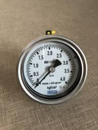 Manômetro pressão Kg