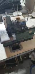 Vendo máquina de costura gemsy overloque