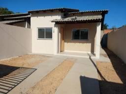 Vendo Casa Nova de 2 quartos no Jd Presisdente - Programa Minha Casa Minha Vida