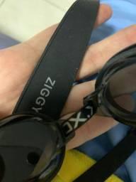 Óculos de natação OX. Ajustável