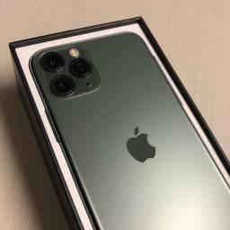 Iphone 11 Pro - 64gb - Midnight Green - Impecável